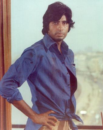 Amitabh Bachchan childhood images