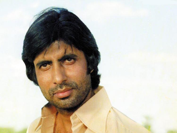 Amitabh Bachchan cute film pics