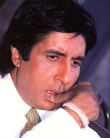 Amitabh Bachchan shocked images