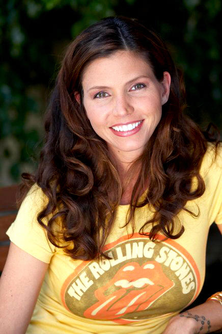 Charisma carpenter beauty smile images