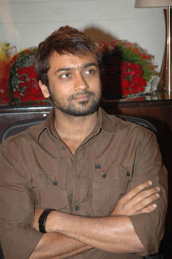 Rakta Charitra audio release Surya stills