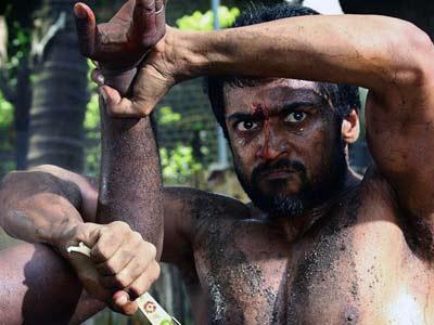 Rakta Charitra movie fighting still