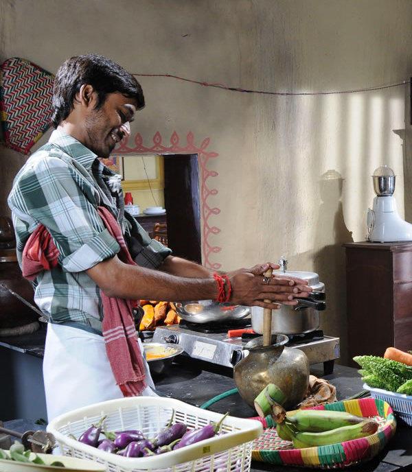 Dhanush picture in seedan movie