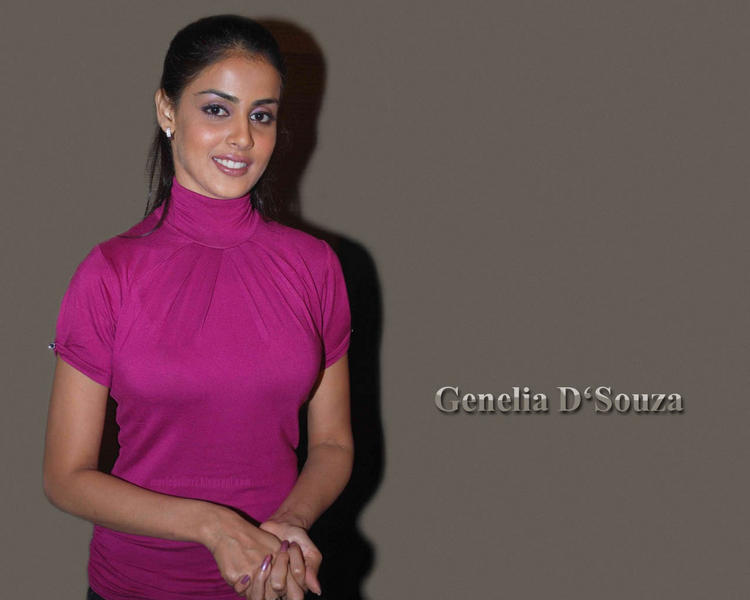 Genelia Dsouza latest wallpaper