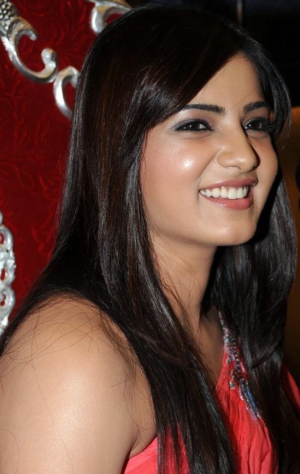 Samantha Ruth Prabhu glamour still