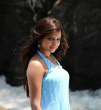 Kurralloy Kurrallu Samantha pics