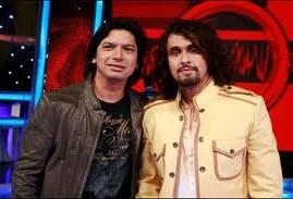 Sonu Nigam and Shaan photo