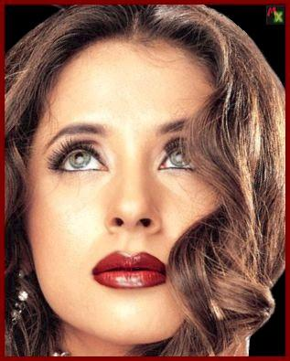 Urmila Matondkar red lips wallpaper