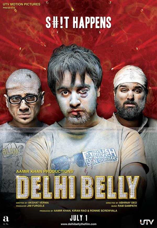 imran khan in Delhi Belly wallpaper