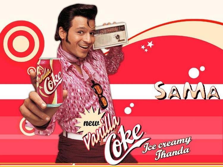 Vivek-Vanilla Coke wallpaper