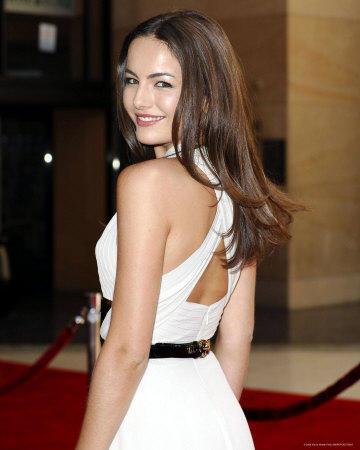 Camilla belle white dress photos