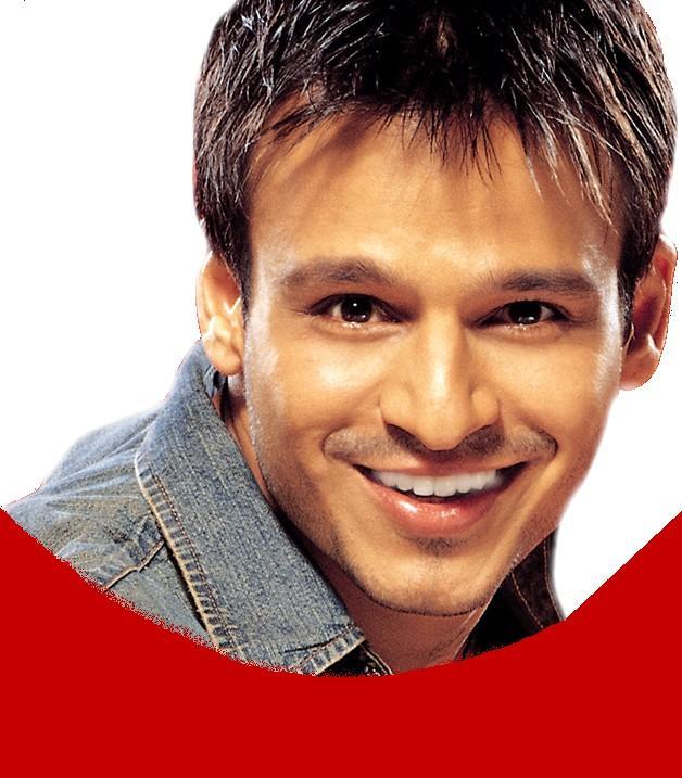 Vivek Oberoi sweet smile wallpaper