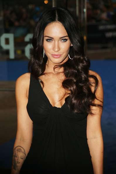 Megan Fox Hairstyles Latest Picture