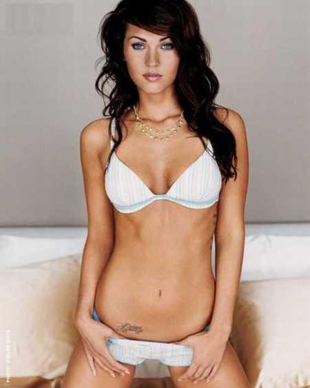Megan Fox latest hot bikini still