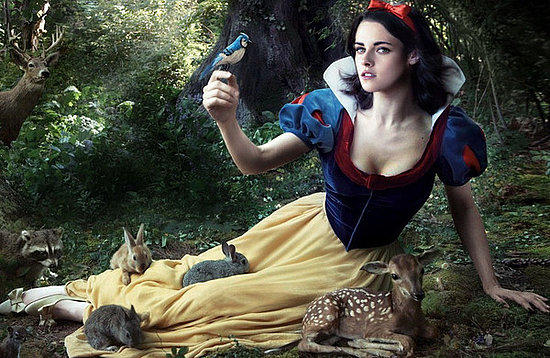 snow white and the huntsman kristen stewart pics