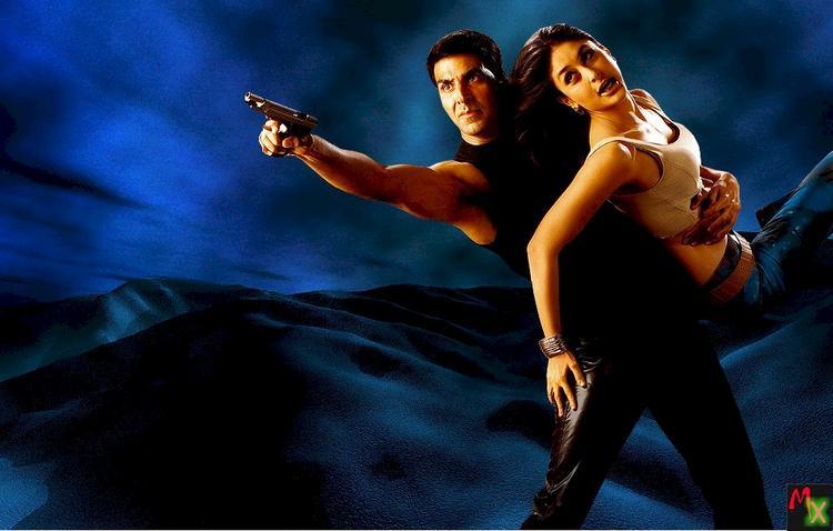 Akshay and Kareena latest film pics