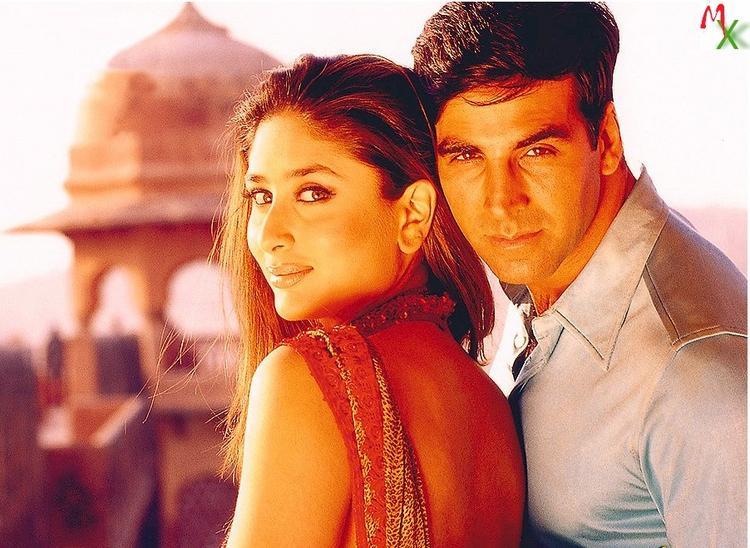 Akshay and Kareena gorgeous photo