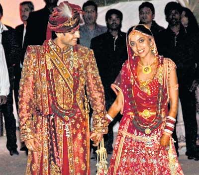 Vivek Oberoi Marriage Pics