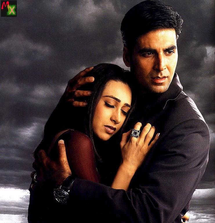 Karishma and Akshay in Ek Rishtaa huge still
