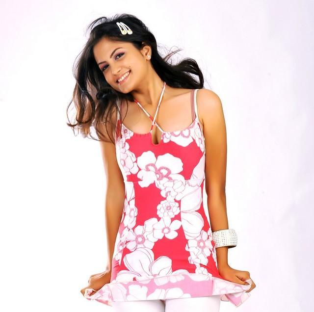 Sweet Madhulika latest cute photo shoot