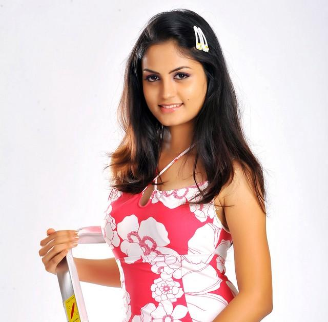 Sweet Madhulika nice look