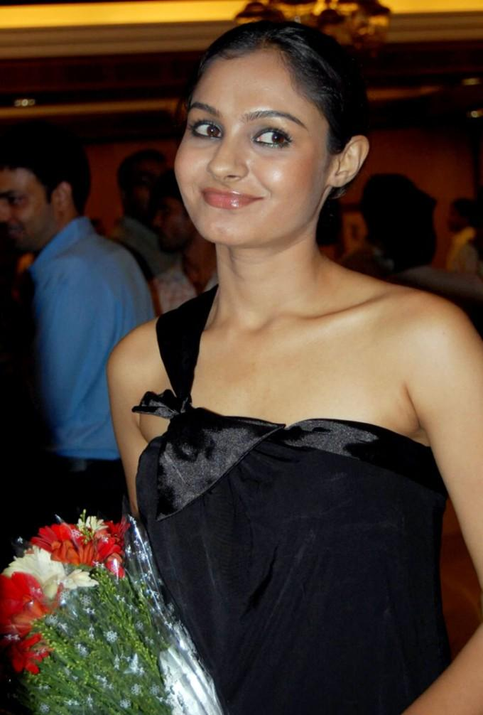 Andrea Jeremiah sleeveless dress cute photo