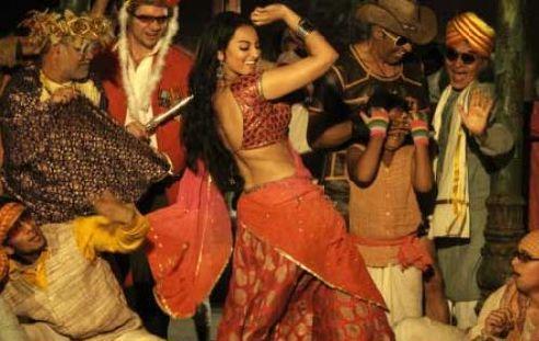 Village girl to Item babe sonakshi sinha