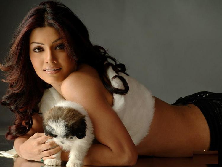 Koena Mitra latest cute wallpaper