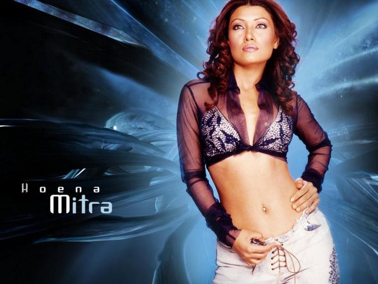 Koena Mitra glamourous wallpaper