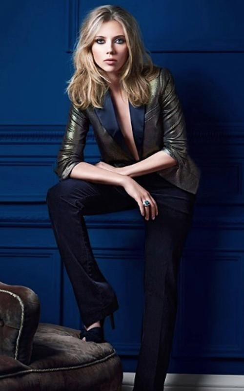 Scarlett Johansson stylist wallpaper
