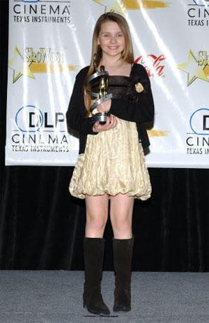 Abigail breslin award photos