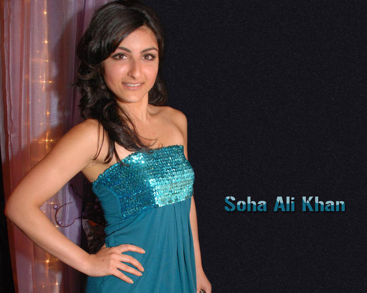 Soha Ali Khan Spicy hot