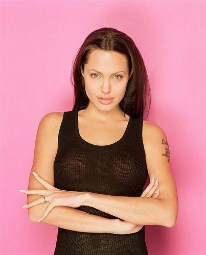 Angelina Jolie latest cute pictures