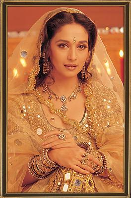 Bollywood diva Madhuri Dixit