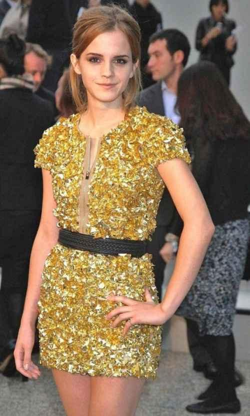 Emma watson london fashion week still