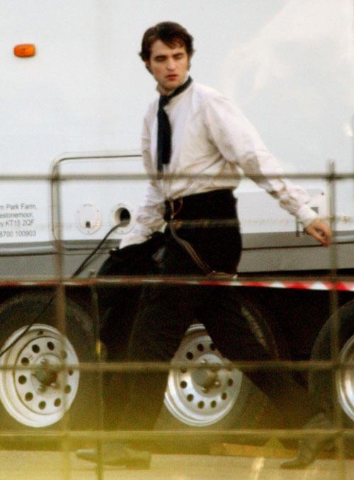 Robert Pattinson still in Bel Ami