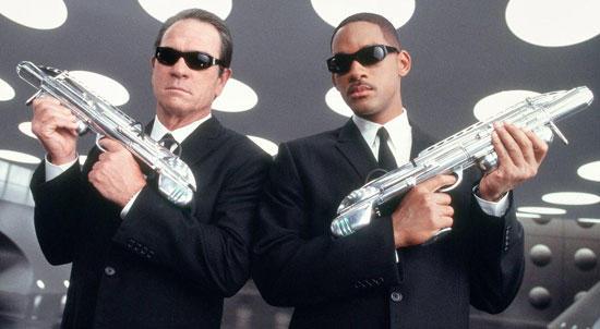 Men in black  movie will smith hot still