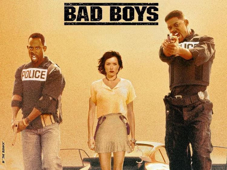 will smith in Bad boys movie wallpaper