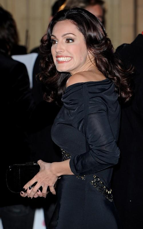Kelly Brook at the Princes Trust Rock Gala