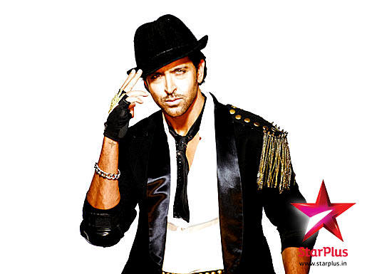 Hrithik Roshan in Just Dance show