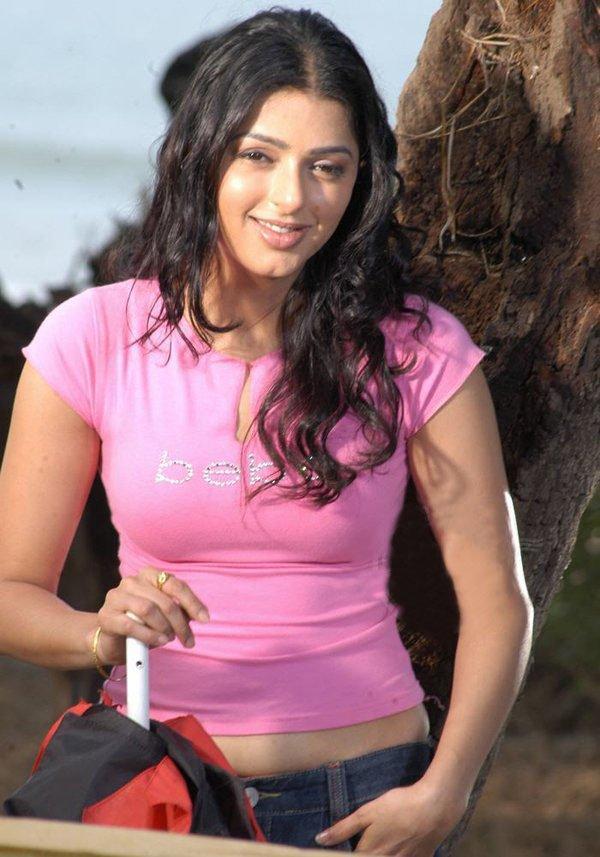 Bhumika Chawla cool look