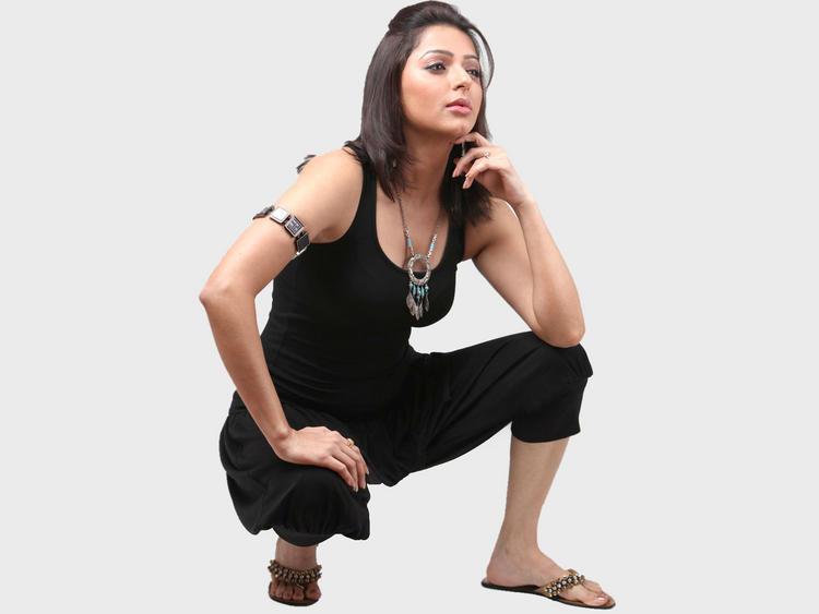 Spicy look of Bhumika Chawla