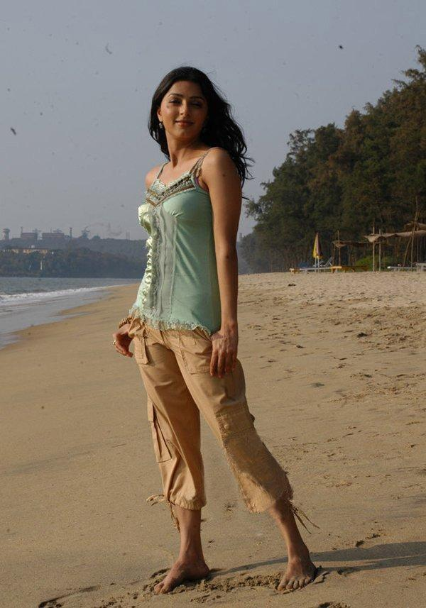 Bhumika chawla Spicy hot look