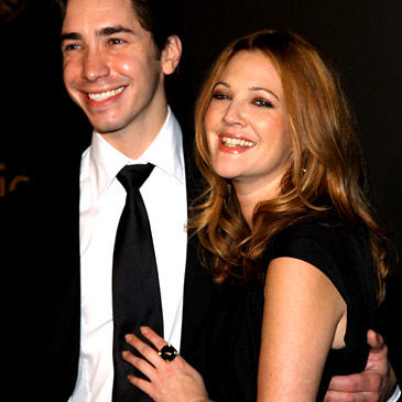 Drew Barrymore and justin long glamour still