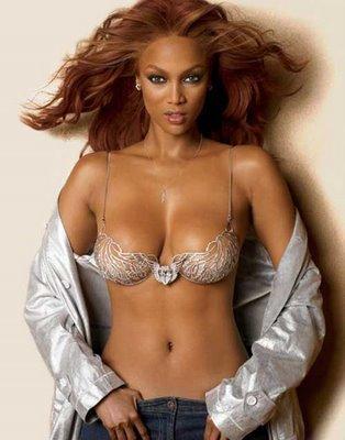 Tyra banks hot bikini body wallpaper