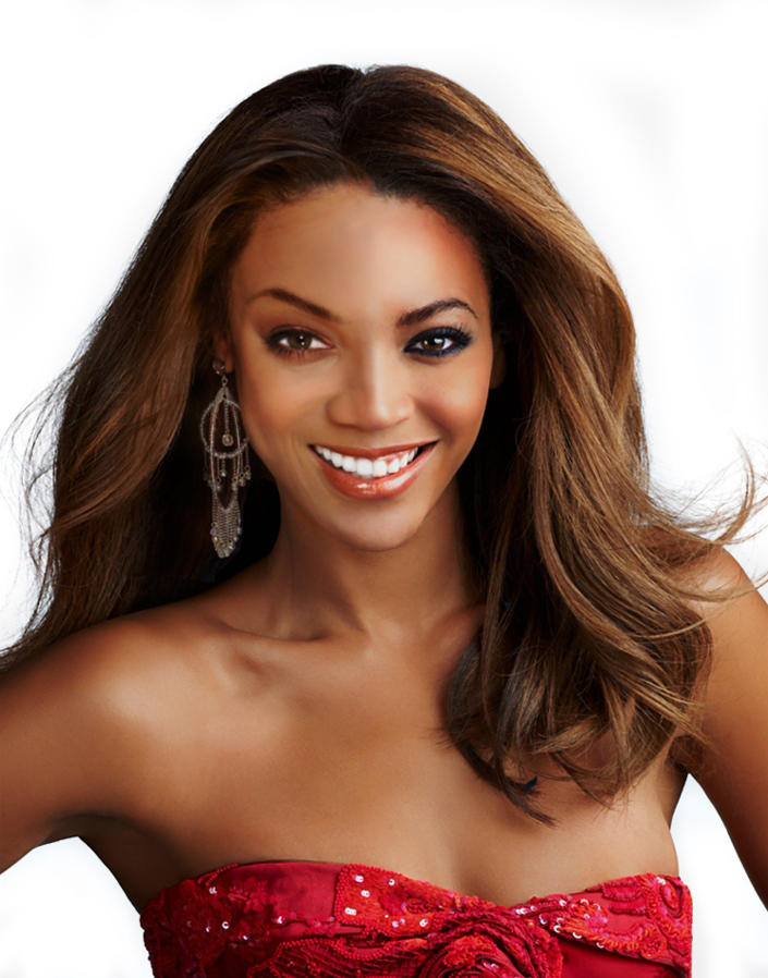 Tyra banks face smile pictures