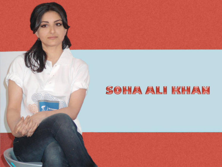 Soha Ali Khan Glorious wallpaper