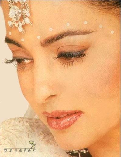 Juhi Chawla Beautiful cool look