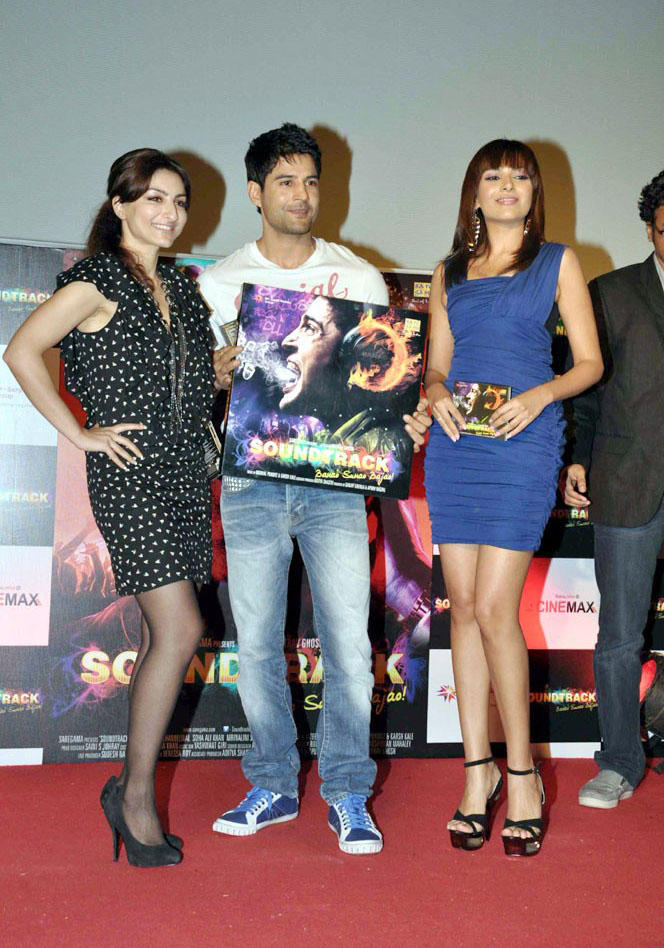 Soundtrack movie audio launch rajeev and soha ali khan photo