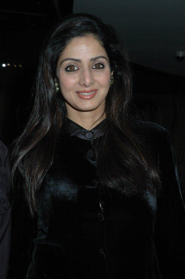 Sridevi Kapoor looking gorgeous